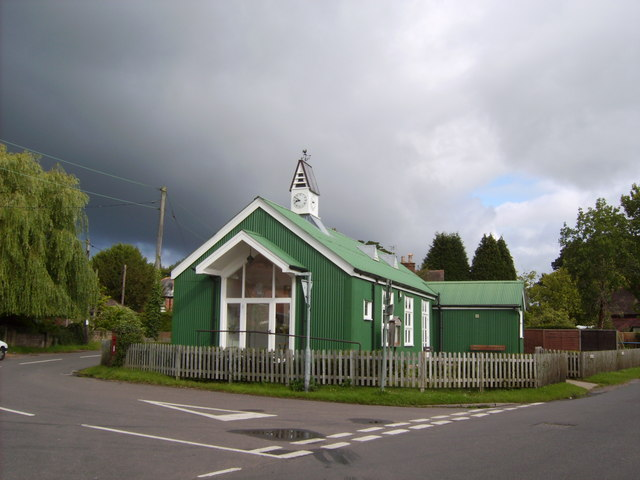 Bartley Tin Church