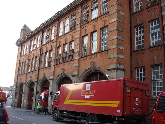 Royal Mail Buildings on London Street