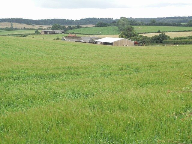 Long View of Warren Hill Farm