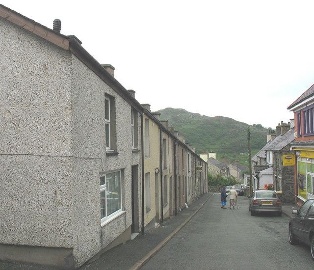 New Street, Deiniolen