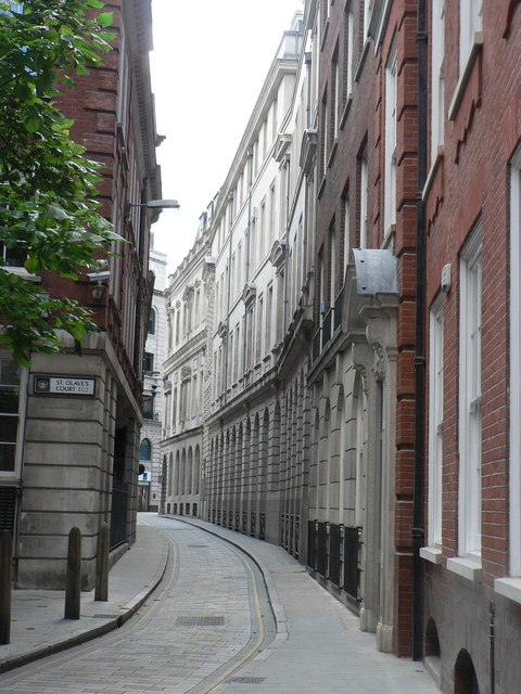 City of London: Ironmonger Lane
