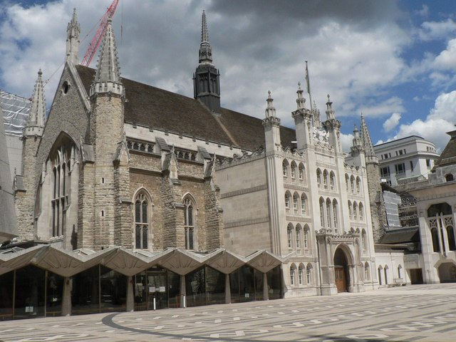 City of London: Guildhall