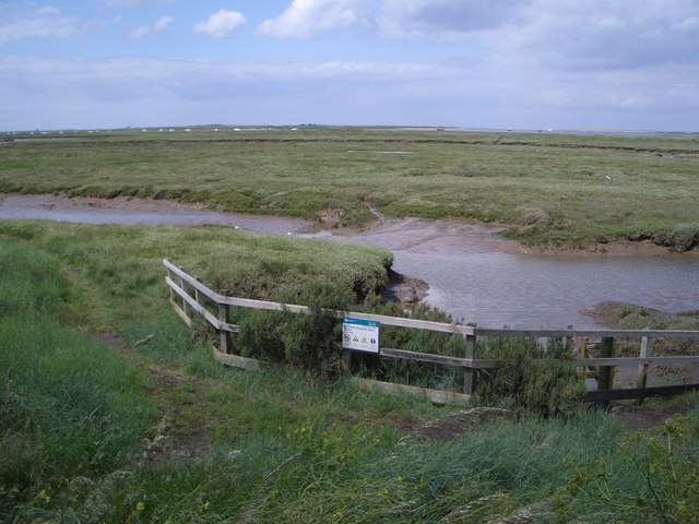 Burnham Deepdale West Sluice