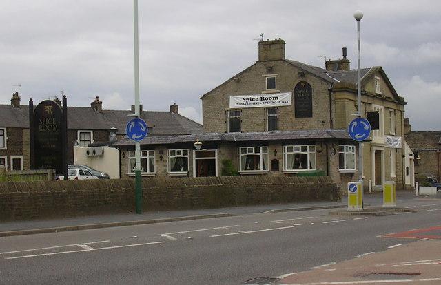 Rising Bridge Inn