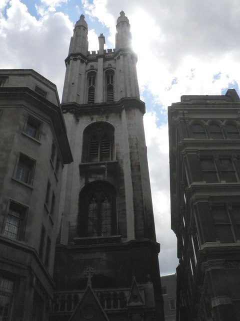 City parish churches: St. Michael Cornhill