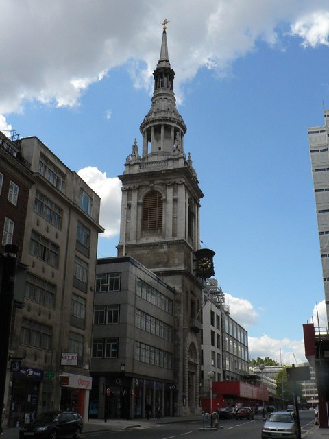 City parish churches: St. Mary-le-Bow