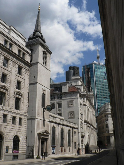 City parish churches: St. Margaret Lothbury