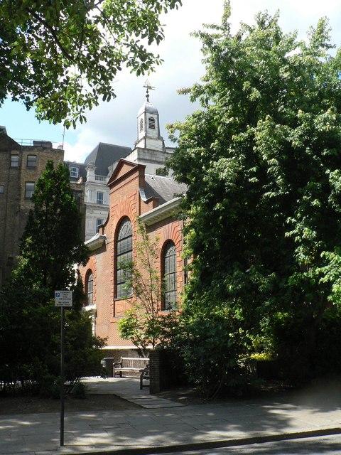 City parish churches: St. Anne & St. Agnes