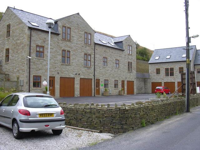 New Houses Back Lane