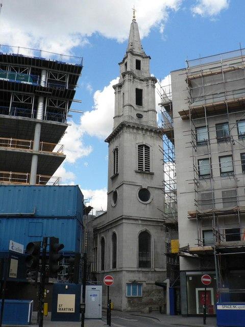 City parish churches: St. Vedast alias Foster