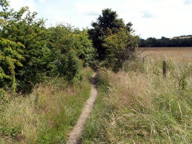 Barnsley Boundary Walk Footpath