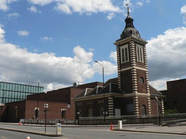 City parish churches: St. Benet Paul's Wharf