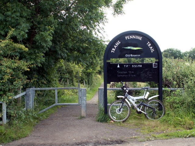 Trans Pennine Trail South