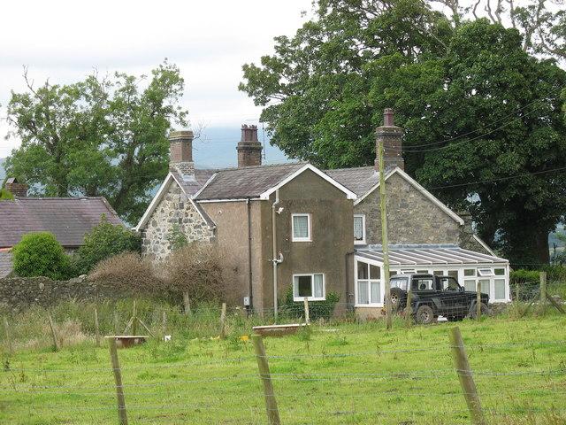 Pen Hower Uchaf Farmhouse