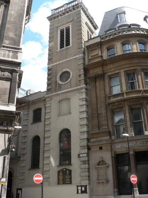 City parish churches: St. Clement Eastcheap
