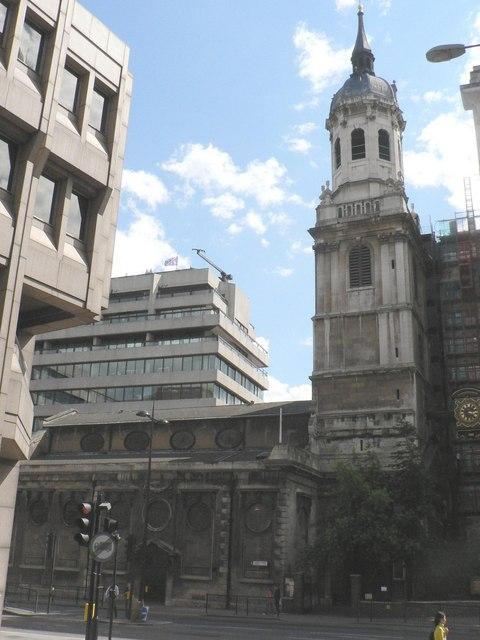 City parish churches: St. Magnus the Martyr