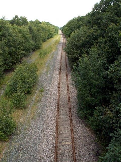 Old Royston Railway