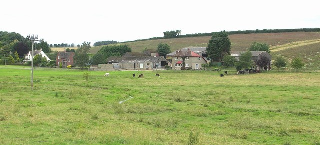 Lea Farm, Higher Waterston