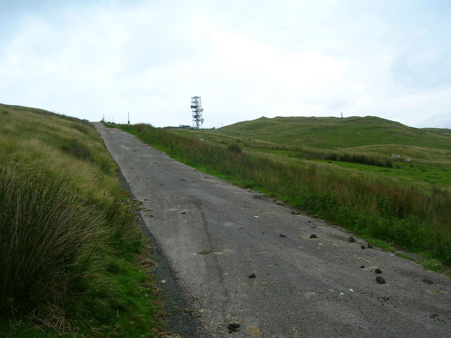 Road to Whinfell Masts
