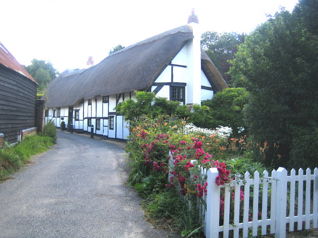 Cookham Dean: Cromwell Cottage