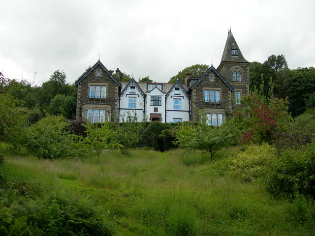 Yewfield, Hawkshead Hill