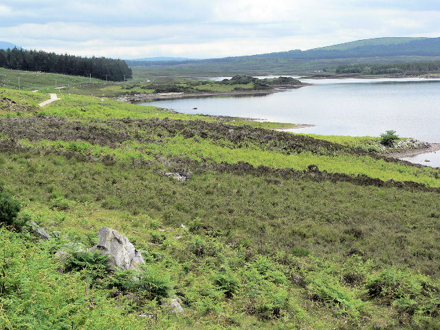 East end of Loch Naver