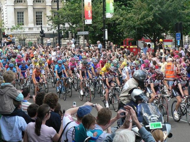 Le Tour d'Angleterre