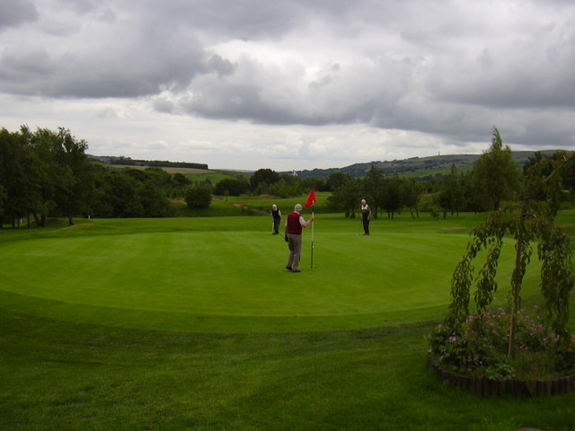Rossendale Golf Course