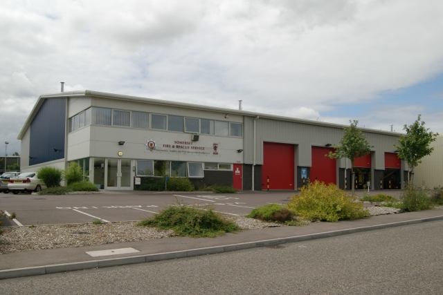 Fire Service Workshops, Chelston