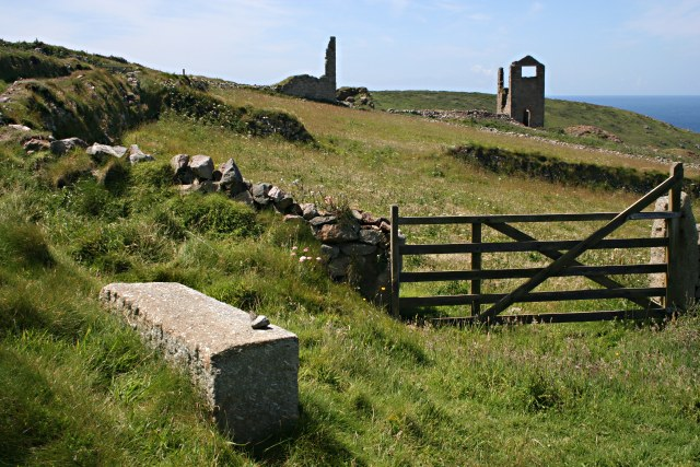 West Wheal Owles, Scene of a Mining Disaster