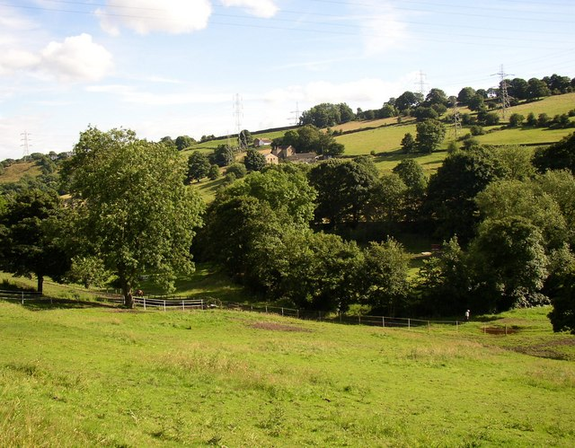 Red Beck Valley, Hove Edge, Brighouse