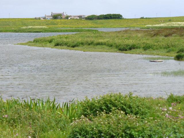 Loch of Harray near Grimeston