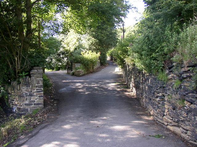 Sutcliffe Wood Lane, Hove Edge, Brighouse