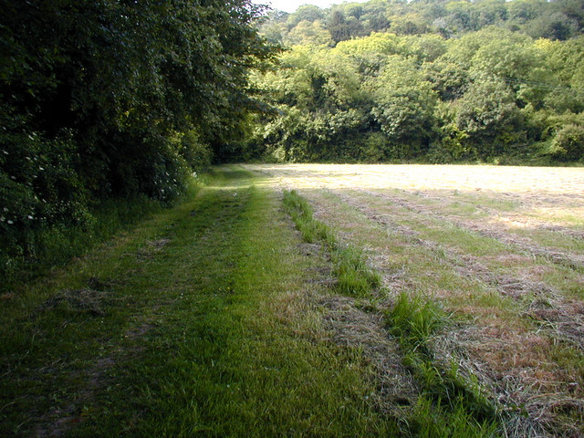 Footpath Trottiscliffe