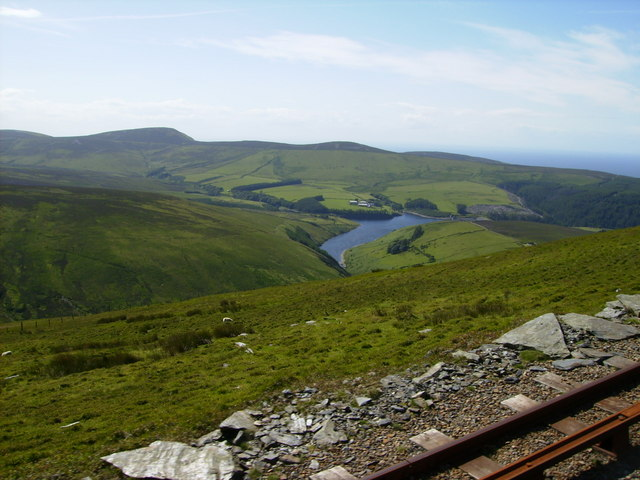 Sulby Reservoir and Druidale