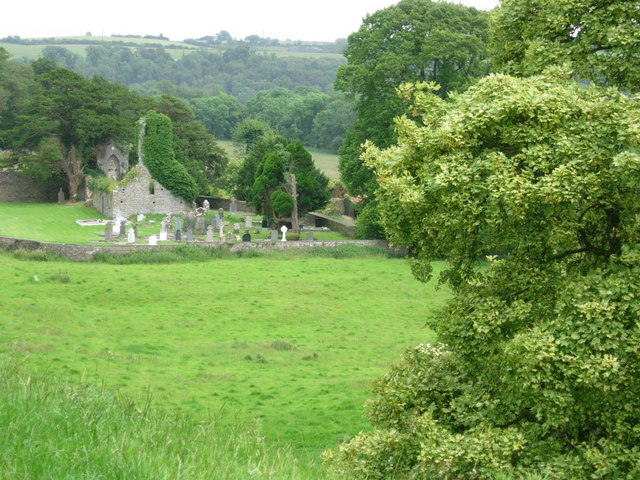 Dowth Church Ruins