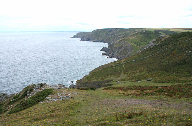 Malborough: near Steeple Cove
