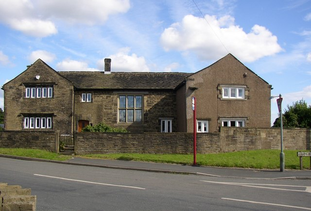Sawood House, Coley Road, Coley