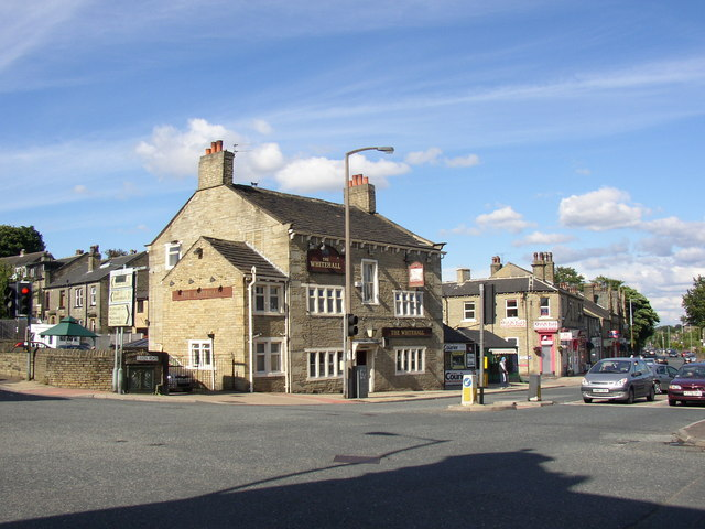 The Whitehall, Leeds Road, Hipperholme