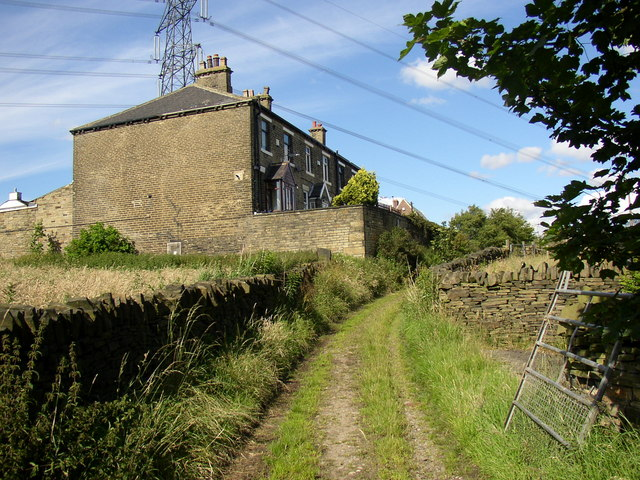 Footpath to Stocks, Shelf