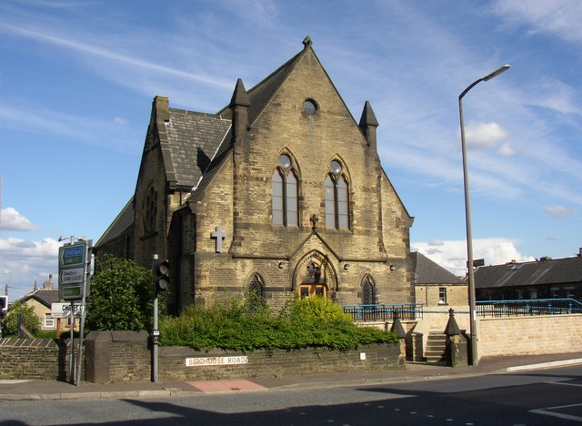 Methodist Chapel, Brighouse Road, Hipperholme