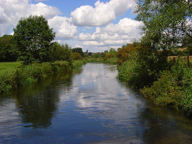 The River Avon, Normanton