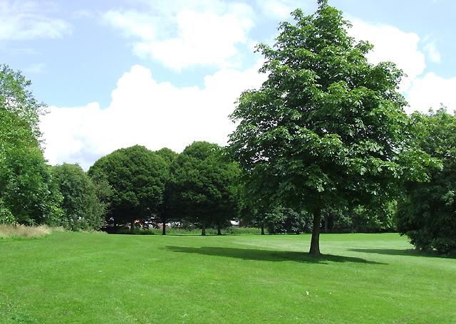 A Pleasant Park by the A449, Penn, Wolverhampton