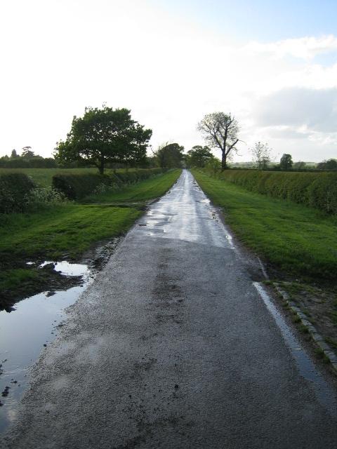 No through road, Kingsbridge near Steeple Claydon