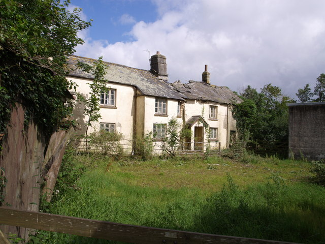 Farm building, Beaworthy