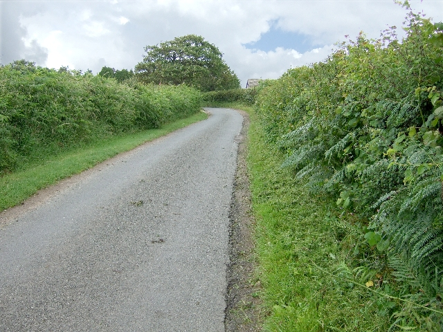 Country Road South of Llansannor