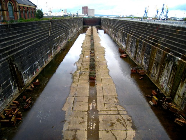 Thompson Graving Dock