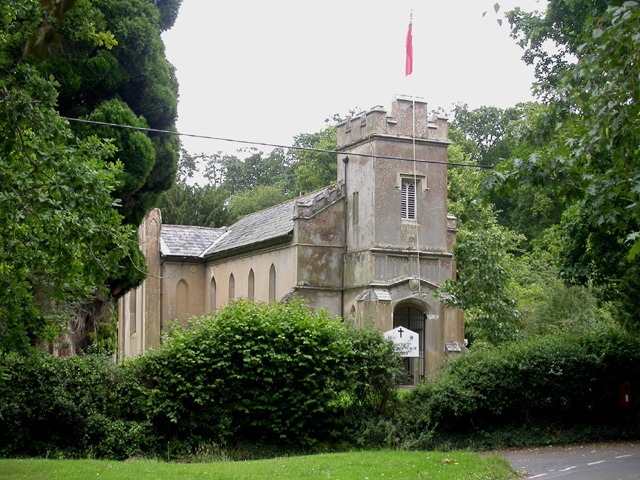 Old Chilworth - Church
