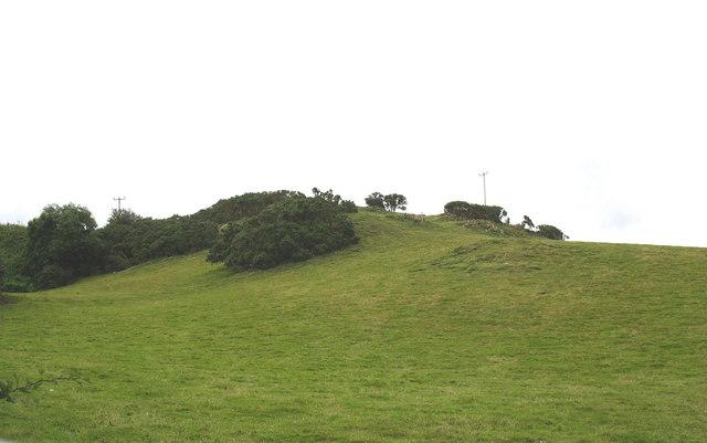 Capel-y-graig hill