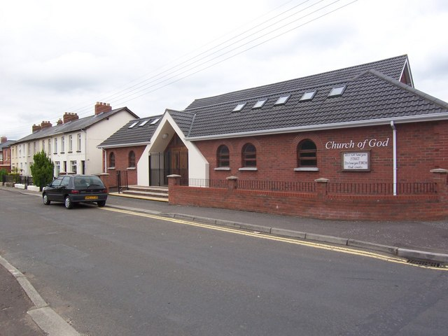 Church of God, Dunmurry